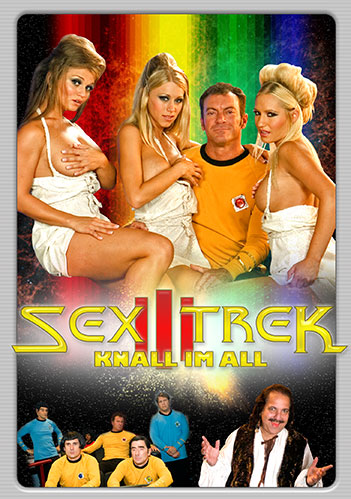 Sex Trek 3 - Knall im All