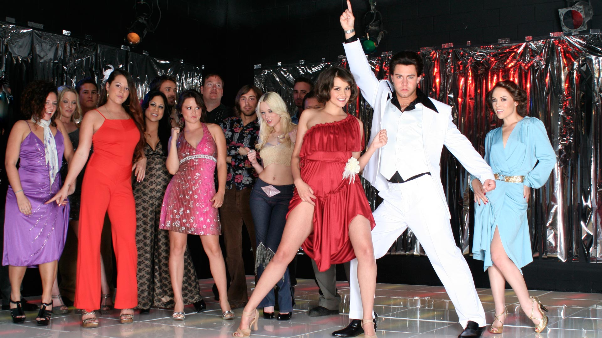Saturday Night Fever - Die Sexparodie