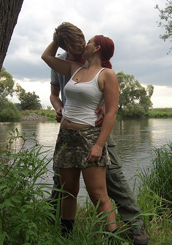 Intimes Deutschland Sex im Freien Teil 1 • Beate-Uhse.TV