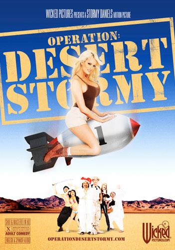 Operation Desert Stormy 1