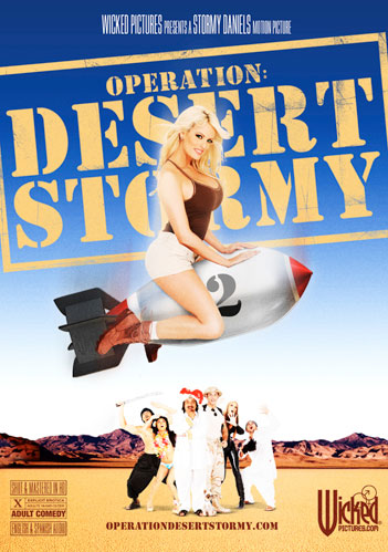 Operation Desert Stormy 2