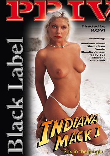Indiana Mack I - Sex in the Jungle