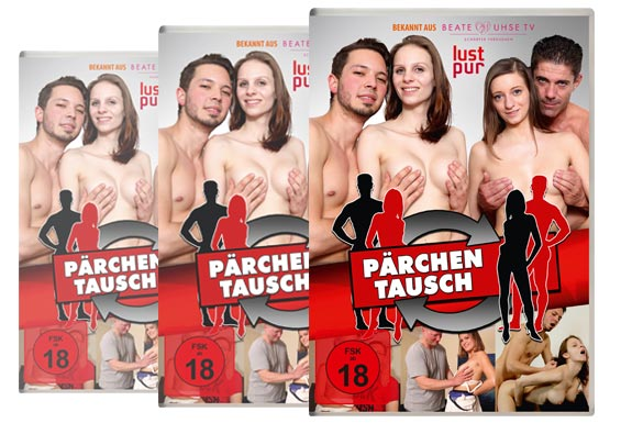 Pärchentausch auf DVD