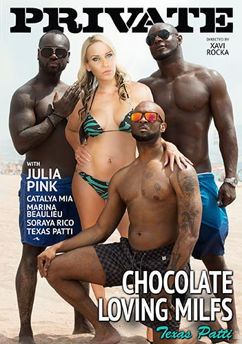 Chocolate Loving MILFs