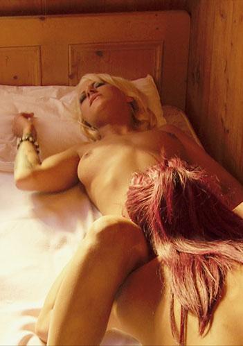 Sexy Alm Porno
