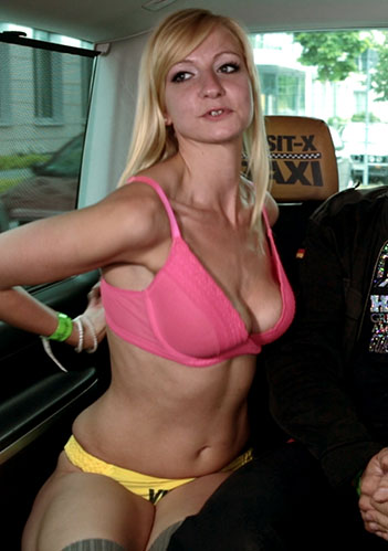 Visit-X-Taxi mit Evil Jared (Bloodhound Gang) | Beate-Uhse.TV