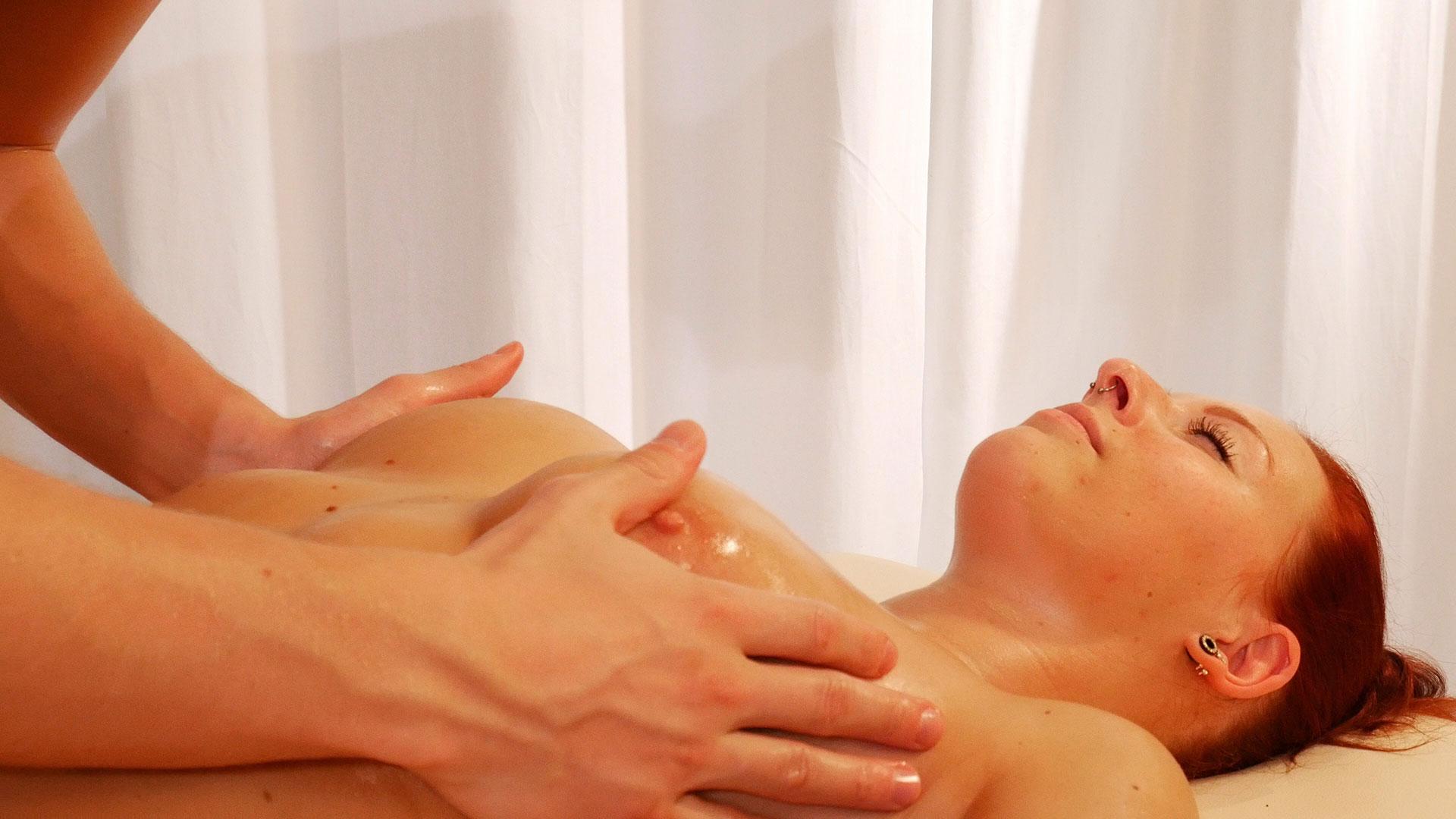 massasje sex tv