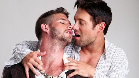 Horney schwule Männer